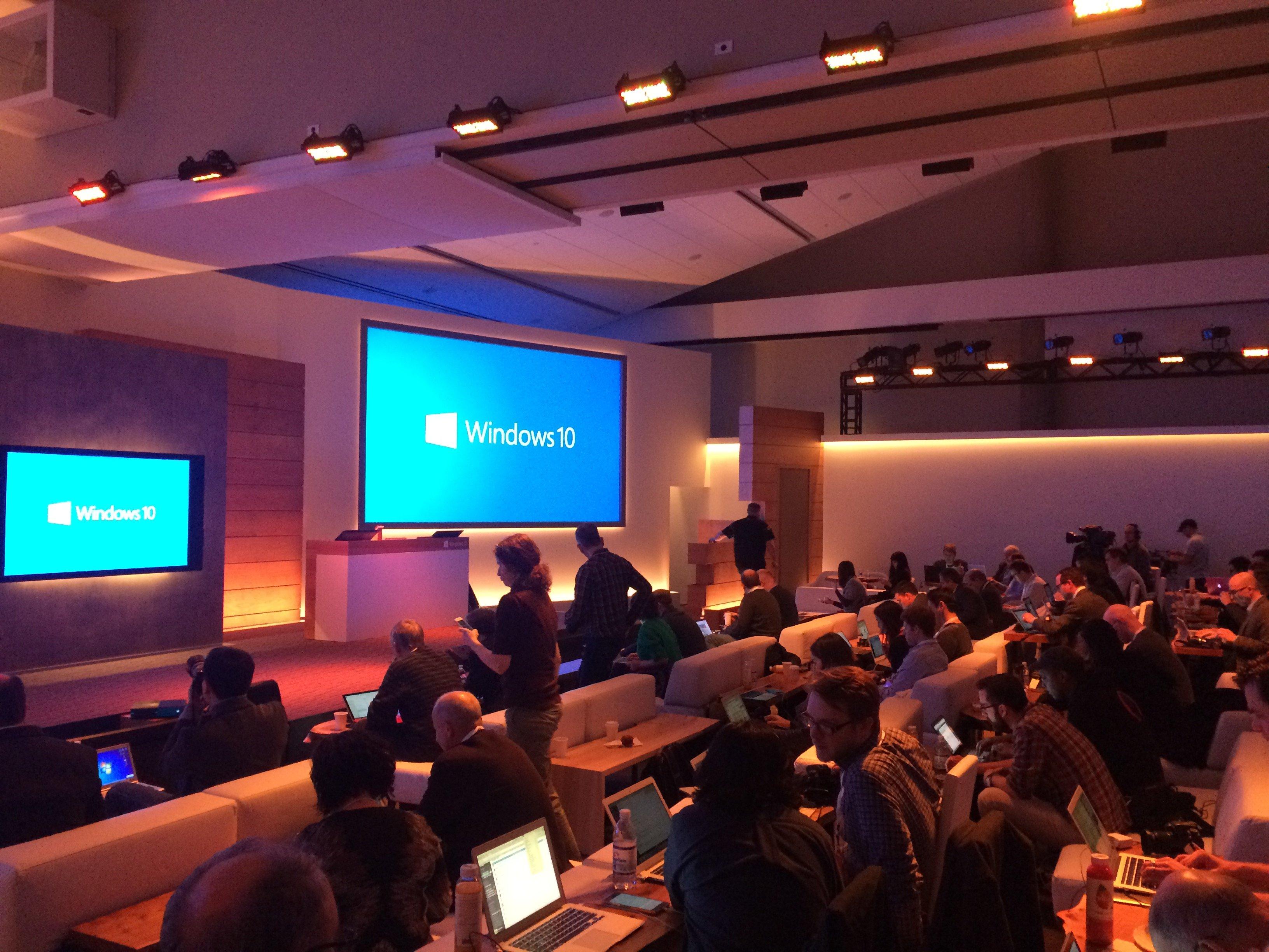 Microsoft na konferenci potěšil - Windows 10 budou zdarma
