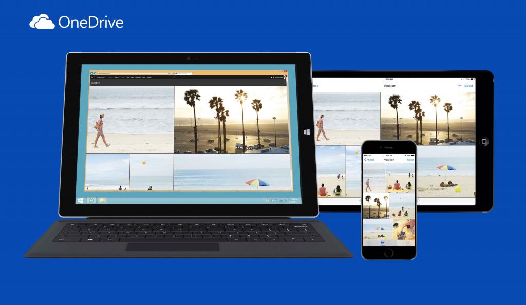 OneDrive umožní snadné hledání a správu fotek napříč všemi zdroji synchronizace