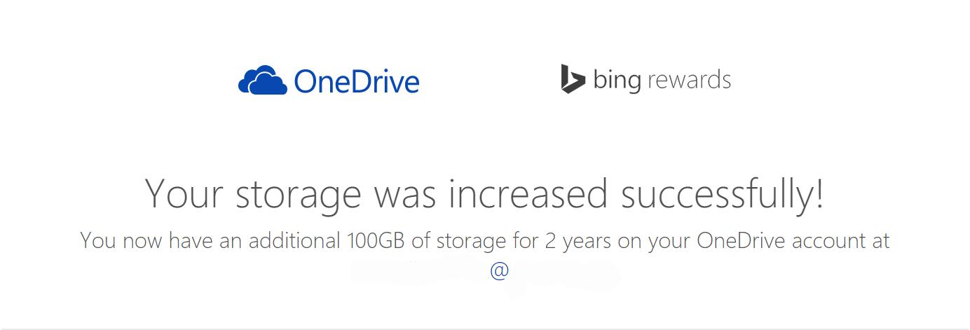 ...a cloudový prostor na OneDrive je na 2 roky navýšen na 100 GB