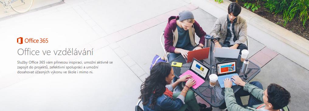 Office 365: pro studenty a učitele zdarma