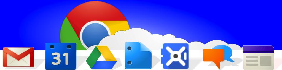 Google Apps for Work nabízejí hodnotu synergie mnoha služeb