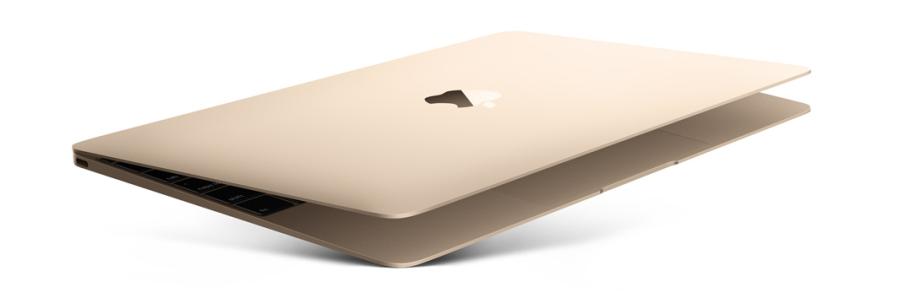 Maličké rozměry nového MacBooku jsou narvány spoustou technologie