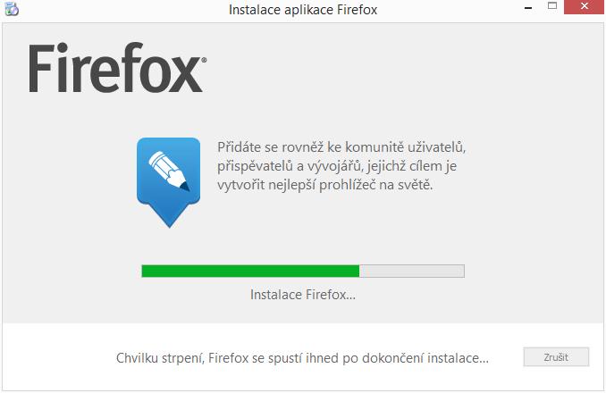Firefox 37 inovuje hned na několika polích