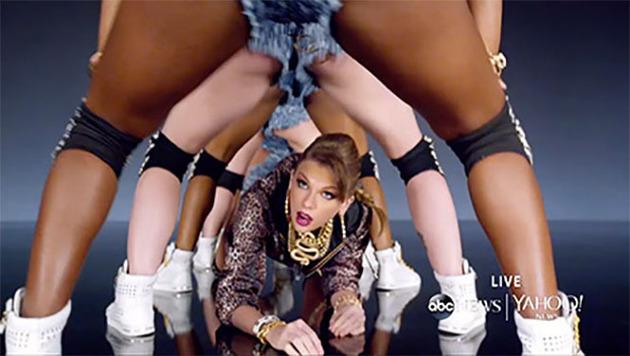 Taylor Swift nechce být spojována s koncovkami .porn a .adult