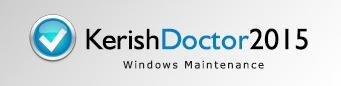 Kerish Doctor 2015: komplexní správa Windows