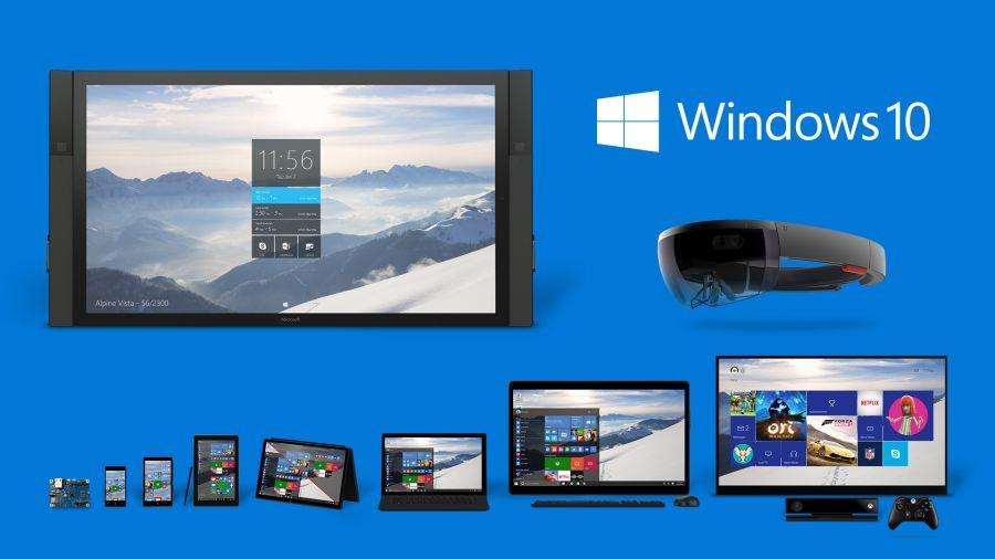 Windows 10 se rozšíří na všechna zařízení s Windows 7 a 8 snadno a zdarma