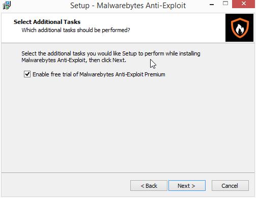 Malwarebytes Anti-Exploit můžeme vyzkoušet i v prémiové podobě