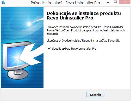 Revo Uninstaller: instalace bez komplikací a zdržování