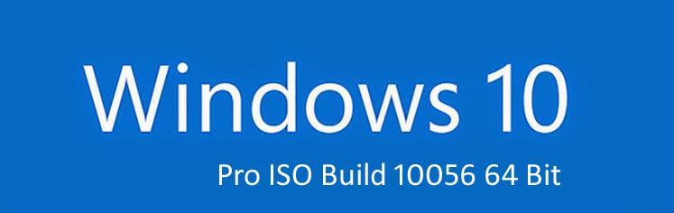 Instalace uniklého buildu 10056 patrně zapříčiní problémy s upgradem na 10061