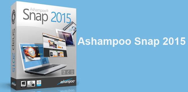Ashampoo Snap 2015 aka lišácký marketing pro Ashampoo Snap 8