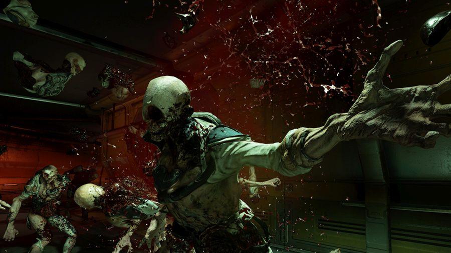 DOOM IV: masakr démonů pokračuje... a oni neumíraj´