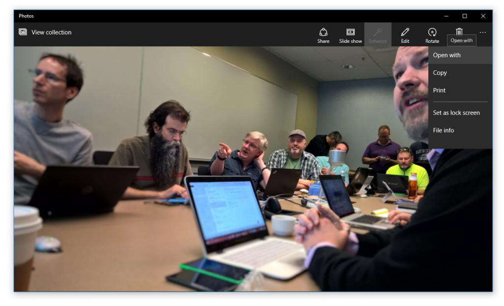 Windows Photos budou nově podporovat i animované GIFy