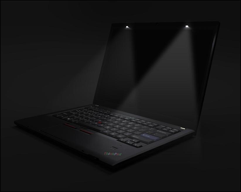Retro ThinkPad: zatím nejasnostmi opředený koncept klasického stroje
