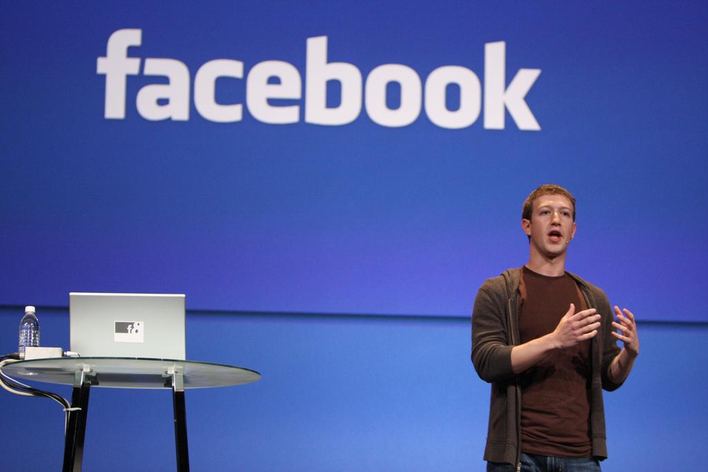 Mark Zuckerberg ohlásil uvedení tlačítka To se mi nelíbí!