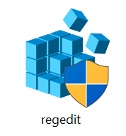 Redesignovaná ikona Editoru registru