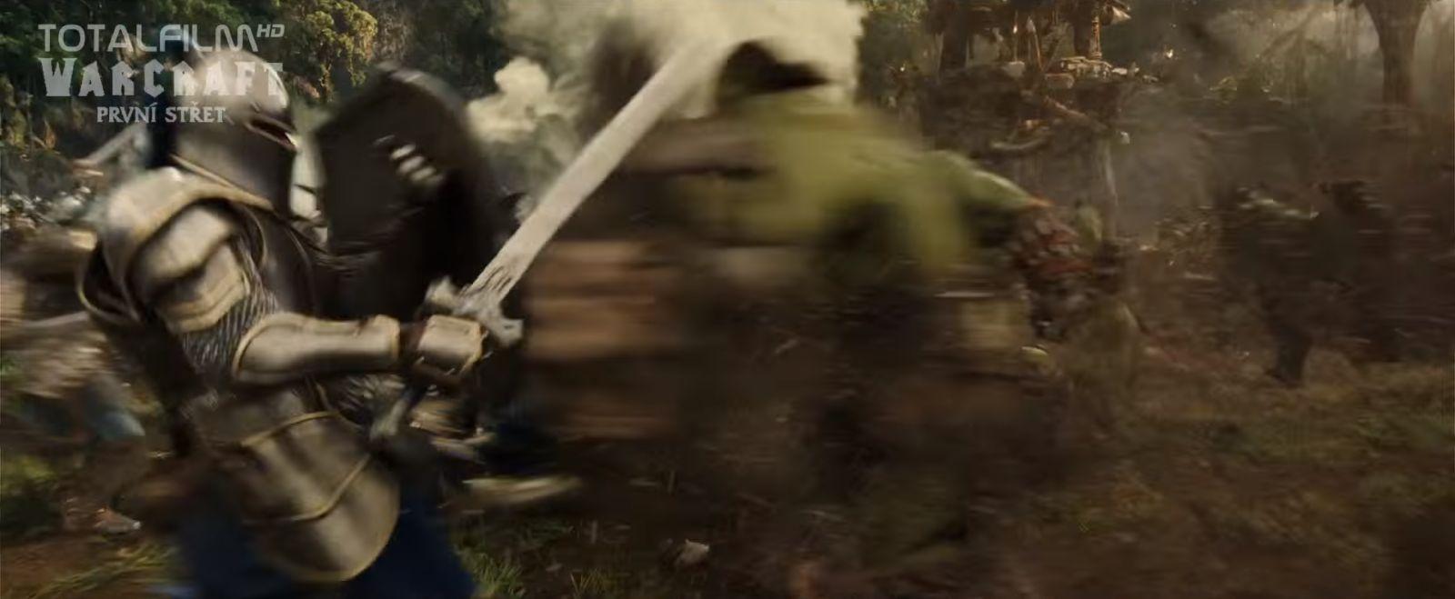 Střet obyvatel říše Azeroth a Orků bude velkolepý