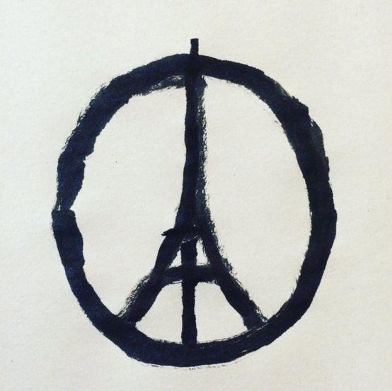 Mír Paříži - kondolence francouzského designéra Jeana Julliena