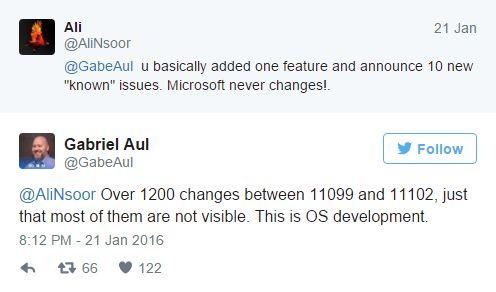 Gabe Aul hlásá 1200 změn - většinu z nich si ani nevšimnete, jsou totiž neviditelné :)