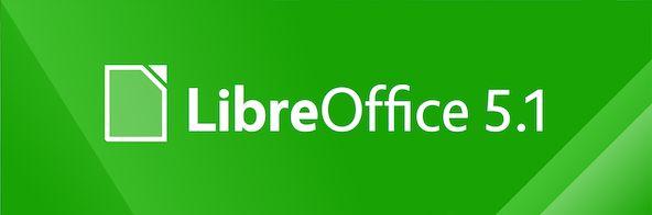 LibreOffice 5.1: opět o něco čilejší a vstříčnější