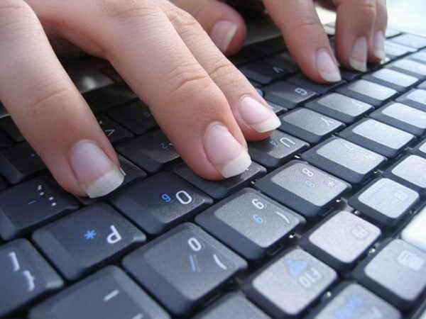Behaviorální biometrická analýza se zabývá i vyhodnocováním úderů na klávesnici