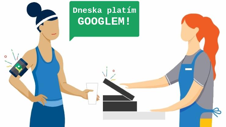 Díky Google Hands Free již brzo budem´ hlásit: Dneska platím Googlem!