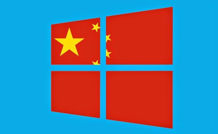 Windows 10 Zhuangongban by měl ukončit konflikt Číny s Microsoftem