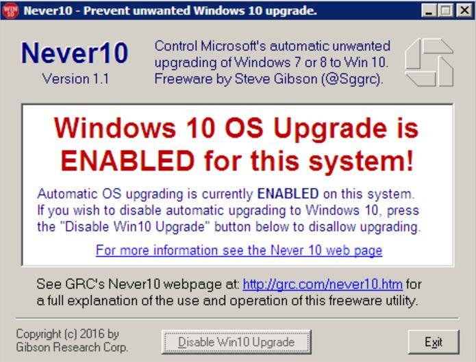 Never10: prostředí aplikace už nemohlo být jednodušší