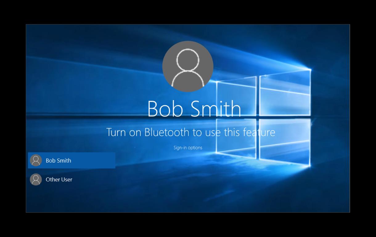 Abychom mohli použít Windows Unlock, budeme v některých případech muset mít spuštěno Bluetooth