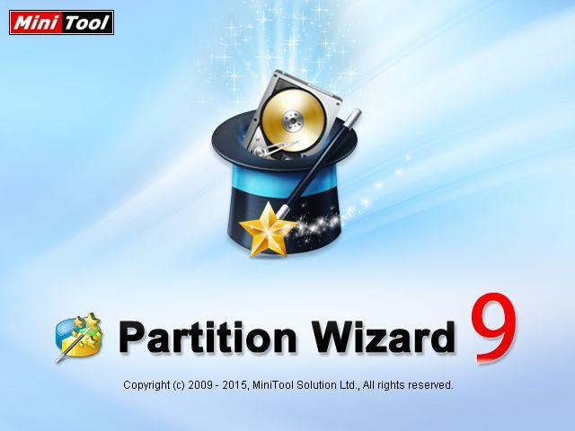 MiniTool Partition Wizard: kouzelník pro rozdělení disků