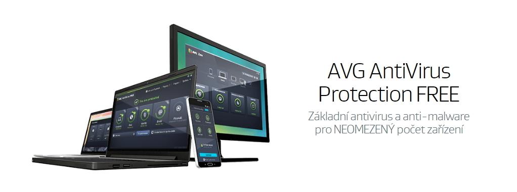 AVG AntiVirus Protection FREE - různé produkty či jeden produkt pod různorodými názvy?