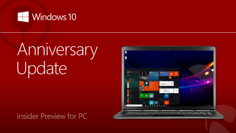Windows 10 build 14332: novinek jen pár, za to hromada oprav