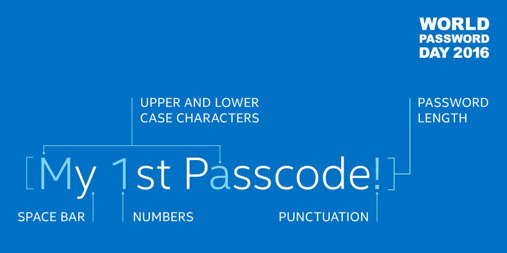 World Password Day je o osvětě a pomoci při vytváření silnějších hesel a lepšího zabezpečení chráněných kanálů