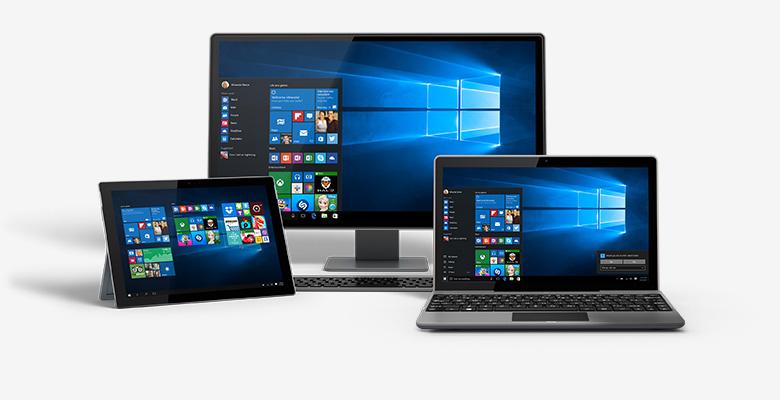 Výhodou Windows 10 je univerzální použitelnost napříč všemi platformami