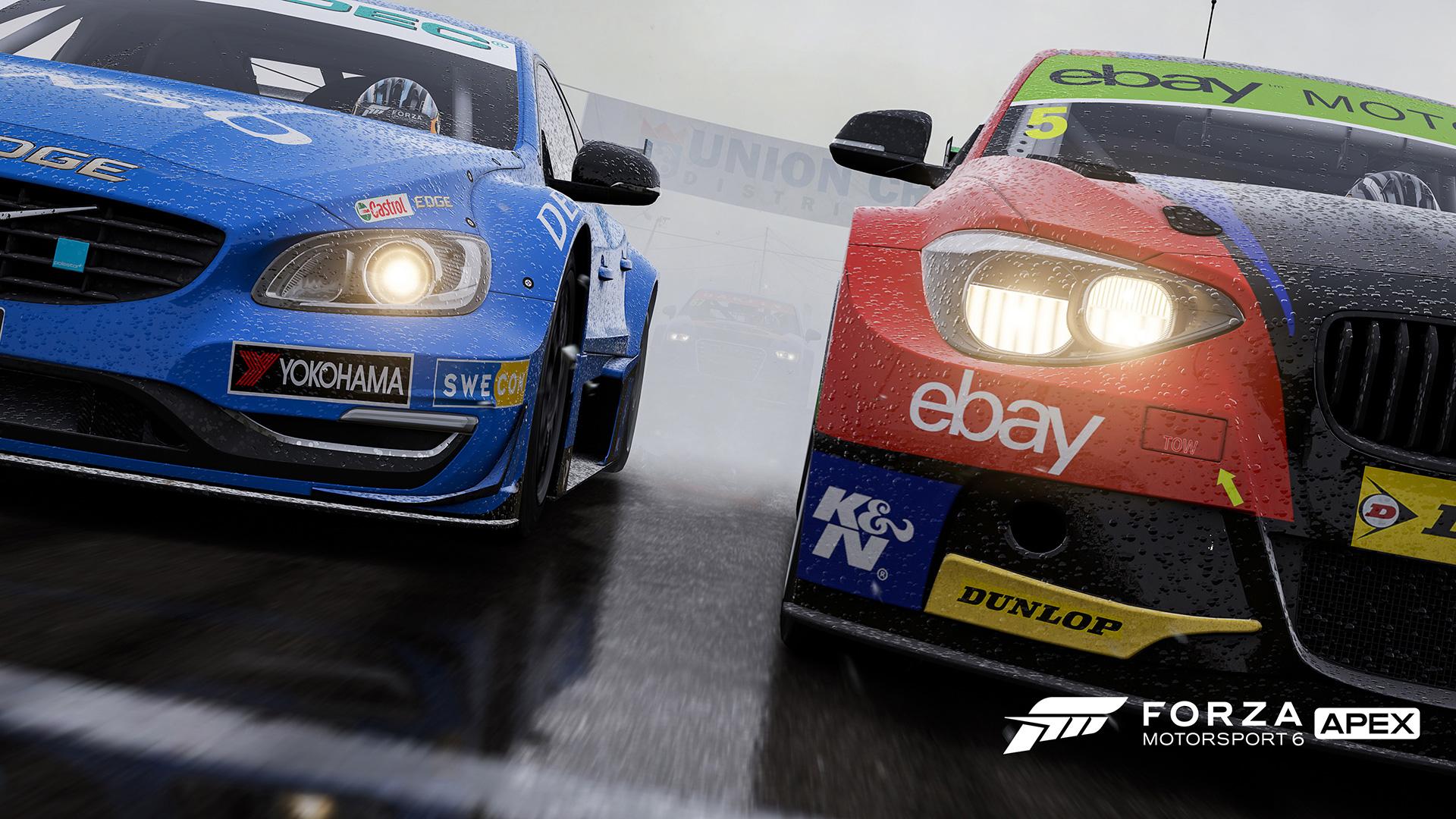 Jednou z prvních her, jejíž UWP verze dostane plnou podporu G-Sync i FreeSync bude Forza Motorsport 6