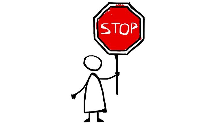 Zastavit trackování není jednoduché a aktuálně téměř ani možné...