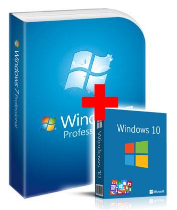 Použitá druhotná licence Windows 7 stále představuje nejlevnější způsob pořízení Windows 10