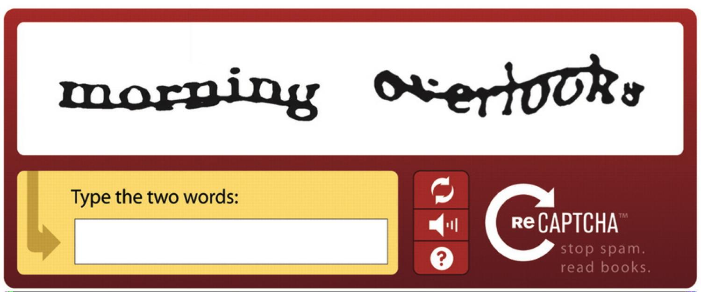 X-krát opakované vyplňování CAPTCHA dokáže přihlášení pěkně otrávit