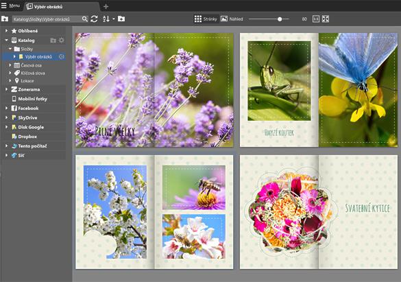 Zoner Photo Studio X umožní přímé zhmotňování fotoproduktů
