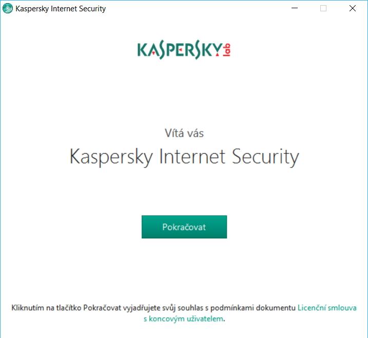 Design Kaspersky prošel dalším pročištěním
