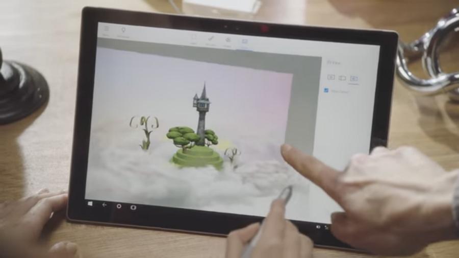 3D Malování už nebude nenáročnou aplikací sotva lechtající výpočetní železo