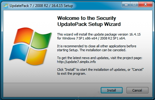 download windows 7 updates offline install
