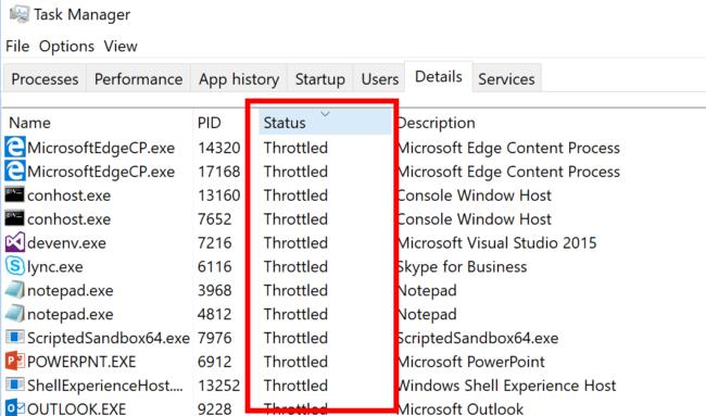 Windows 10 bude možná do budoucna aplikace škrtit - či alespoň jejich méně důležité procesy