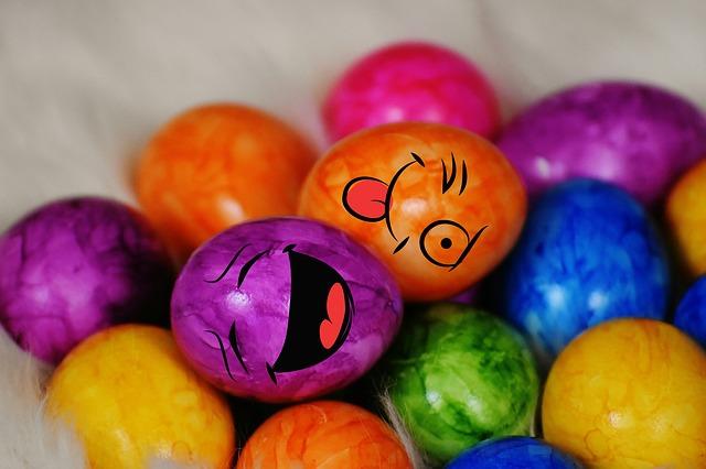 Rozbíjet velikonoční vajíčka u EaseUS se vyplatí (zdroj: Pixabay.com)