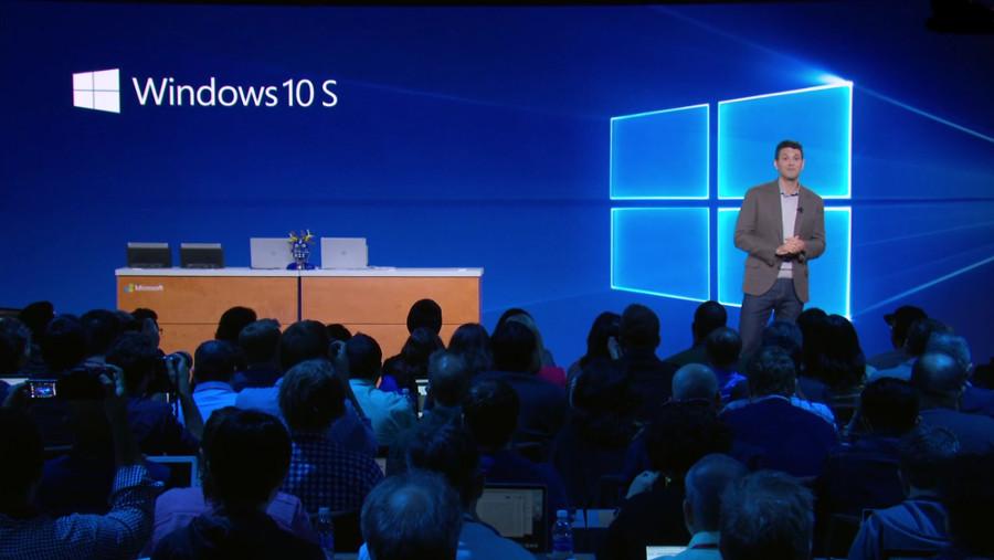 Microsoft představil Windows 10 S na konferenci #MicrosoftEDU v New Yorku