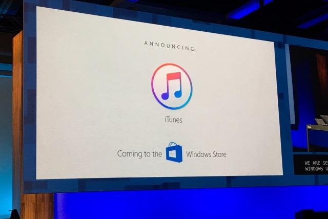 A další pán na umístění ve Windows Store je... iTunes, SUSE Linux a Fedora