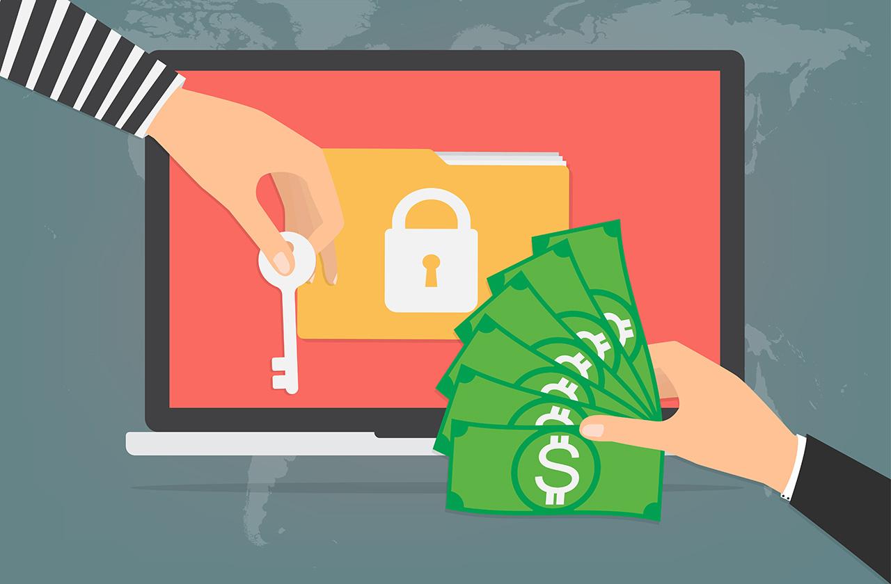 Ransomware je software na vymáhání výpalného - tedy zaplať a my obnovíme přístup k tvým datům