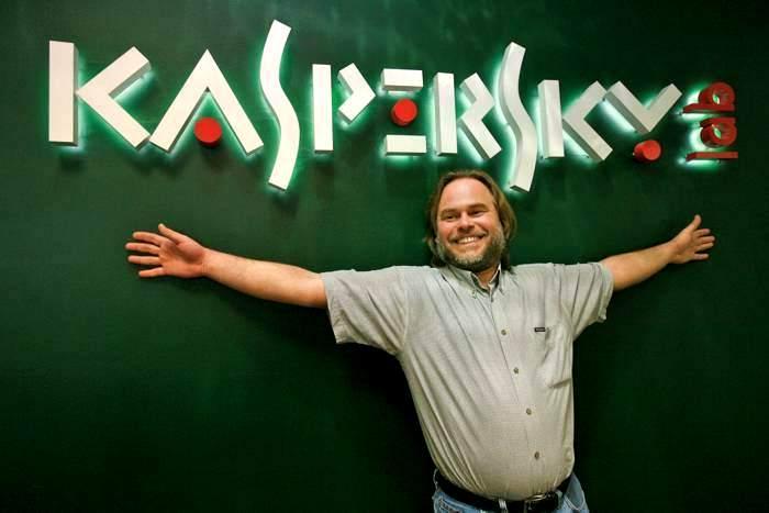Eugene Kaspersky tráví spoustu času obhajobou své firmy