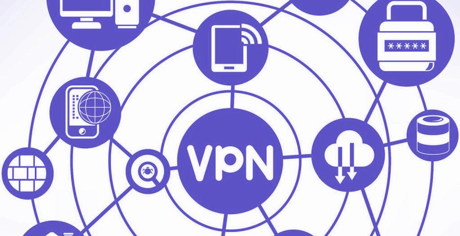 Komplex VPN služeb může zahrnovat velké množství klientských zařízení, webových aplikací, serverů...