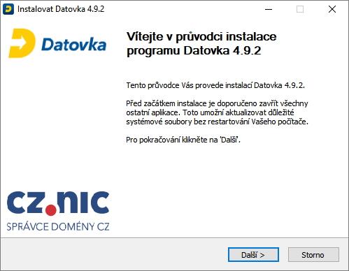 Datovka potěší nejen češtinou, ale i důvěryhodným vývojářem CZ.NIC